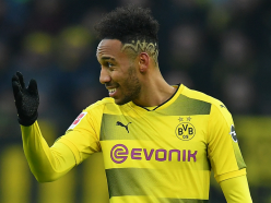 Dropped Aubameyang in five-a-side game during Dortmund draw as Arsenal links grow