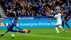 Karl Toko Ekambi describes Lyon debut goal as a