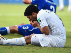 Suarez on aftermath of Chiellini bite: I cried when I found out Barcelona still wanted me