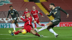 Liverpool 0-0 Manchester United: Stalemate keeps Red Devils top of Premier League