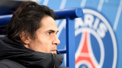 Chelsea target Cavani verbally agrees to join Atletico Madrid before winter transfer deadline