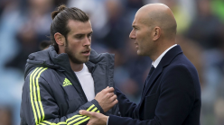 Zidane will