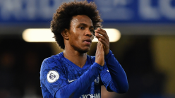 Willian hopes to remain in Premier League as Chelsea contract nears its end