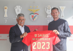 Vertonghen signs for Benfica on free transfer after leaving Spurs