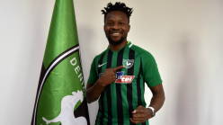 Mixed feelings for Onazi after Denizlispor defeat to Trabzonspor