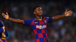 Barcelona wonderkid Ansu Fati cleared to play for Spain after securing Spanish citizenship