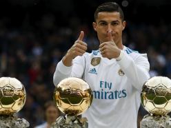 Ronaldo and Real Madrid both nominated for prestigious Laureus awards