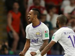 River Plate 2 Al Ain 2 (aet, 4-5 on penalties): Perez misses decisive spot kick