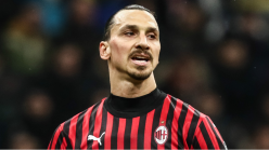 Ibrahimovic undecided about his future with AC Milan contract expiring