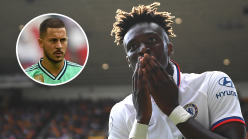 Willian backs Abraham to help fill void left by Hazard exit