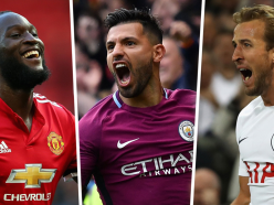 Premier League top scorers 2017-18: Kane & Salah continue at the top