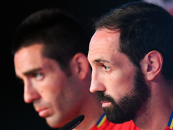 Juanfran hopes for redemption... but not penalties!