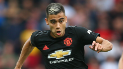 Man Utd midfielder Andreas Pereira wants to finish season