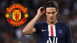 'Man Utd can't afford to let Cavani go to Chelsea' – Red Devils have to spend what is required, says Fletcher