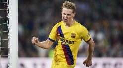 De Jong reveals advice from Koeman prior to Barcelona move
