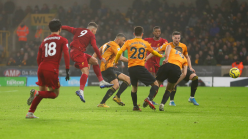 Wolves 1-2 Liverpool: Firmino keeps Reds rolling after Mane injury