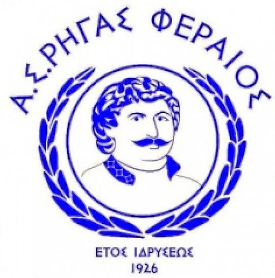 Rigas Fereos team logo