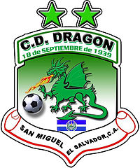 Dragon team logo