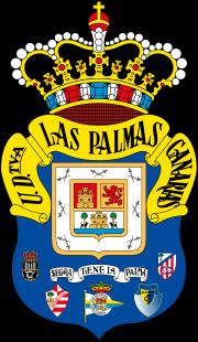 Las Palmas B team logo