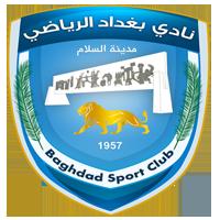 Baghdad team logo