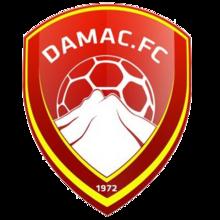 Logotipo da equipe Dhamk