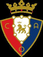 Osasuna B team logo