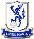 Logotipo da equipe Enfield Town