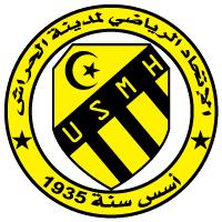 USM El Harrach team logo