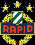 Logotipo da equipe Rapid Vienna (am)