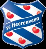 Heerenveen team logo