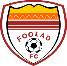 Foolad FC team logo