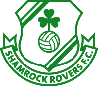 Logotipo da equipe Shamrock Rovers