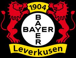 Bayer Leverkusen team logo