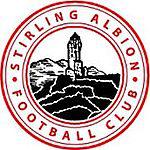 Logotipo da equipe de Stirling Albion