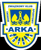 Arka Gdynia team logo