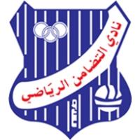 Al-Tadhamon team logo