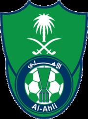 Logotipo da equipe Al-Ahli Jeddah