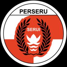 Perseru Serui team logo