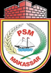 PSM Makassar team logo
