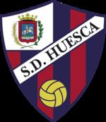 Huesca team logo