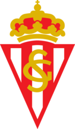 Sporting Gijon team logo