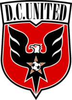 DC United team logo