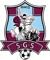 Logomarca da equipe Sfintul Gheorghe