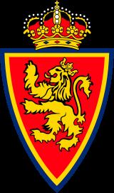 Zaragoza team logo