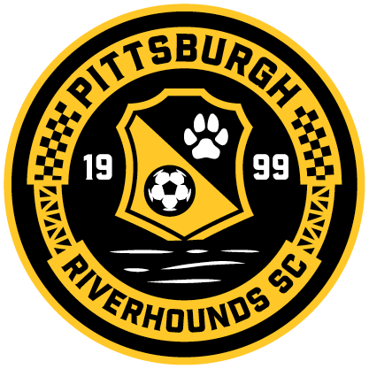 Logotipo da equipe Pittsburgh Riverhounds