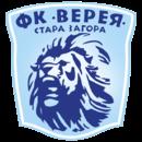 Logotipo da equipe de Vereya Stara Zagora