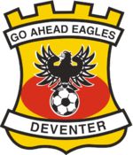 Go Ahead Eagles team logo