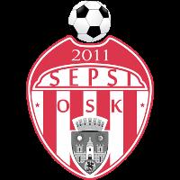 Sepsi OSK team logo