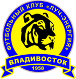 Luch-Energiya team logo