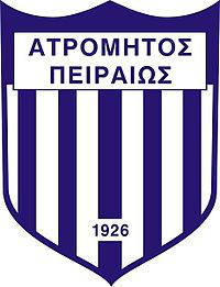 Atromitos Piraeus team logo